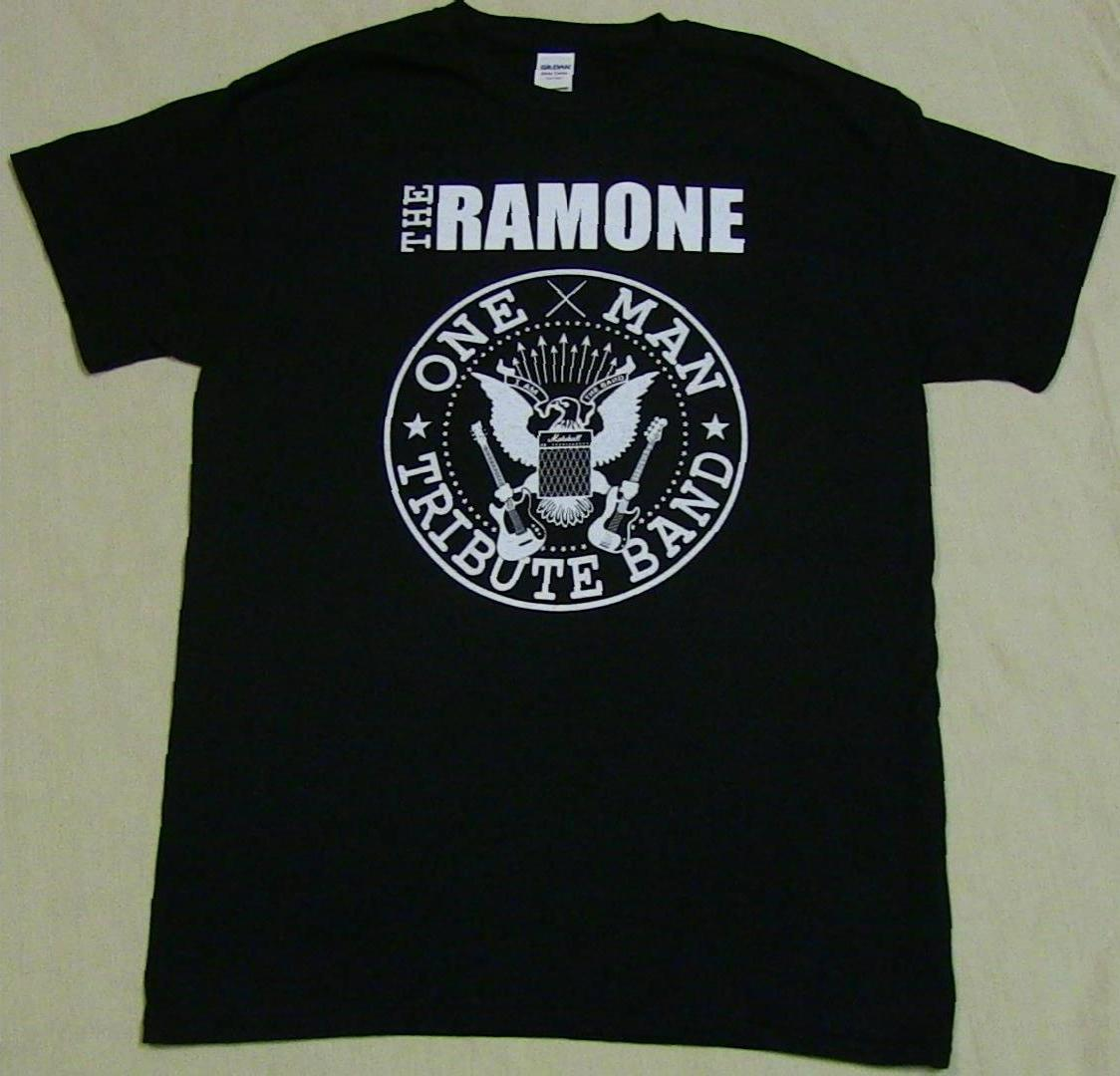 the RAMONE T Shirt  (FREE SHIPPING U.S. Domestic)
