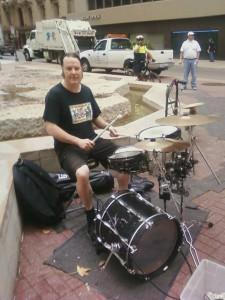 Street Drums/Busking