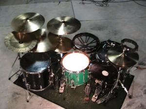 Drumkit Configurations