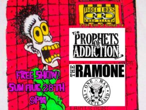 prophets-of-ramone-addiction-flyer