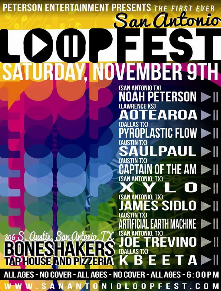 San Antonio Loopfest