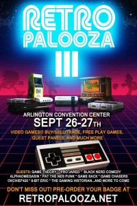 Retropalooza 3 flyer