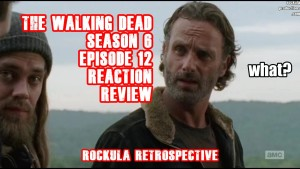 S6E12 React title card